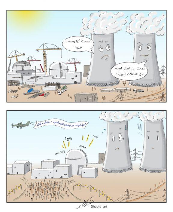 SMART reactor