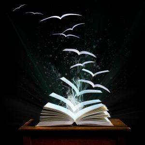 القصة تسافر بك إلى فضاء غير محدود
